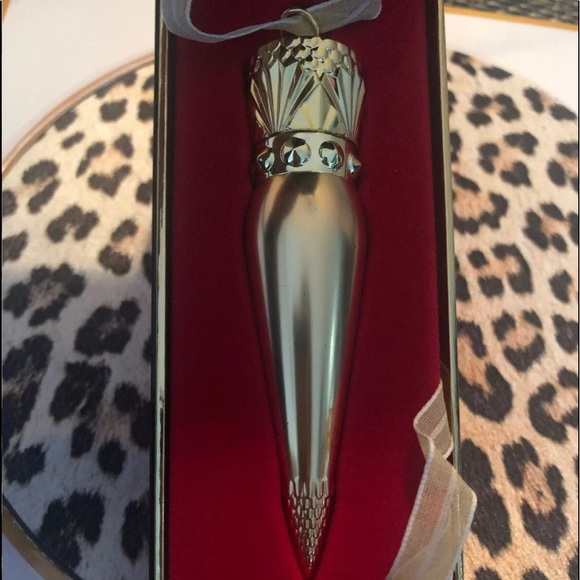 Louboutin Rare Sold Out Very Prive Lipstick New Nwt